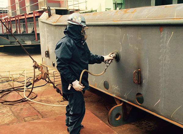 各種船舶修繕工事
